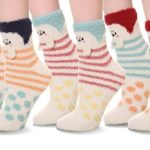 winter cartoon animal socks